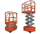 Durable maintenance method of hydraulic platform truck