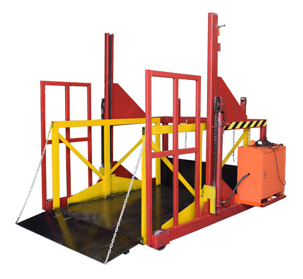 Electric loading platform ELT200-170