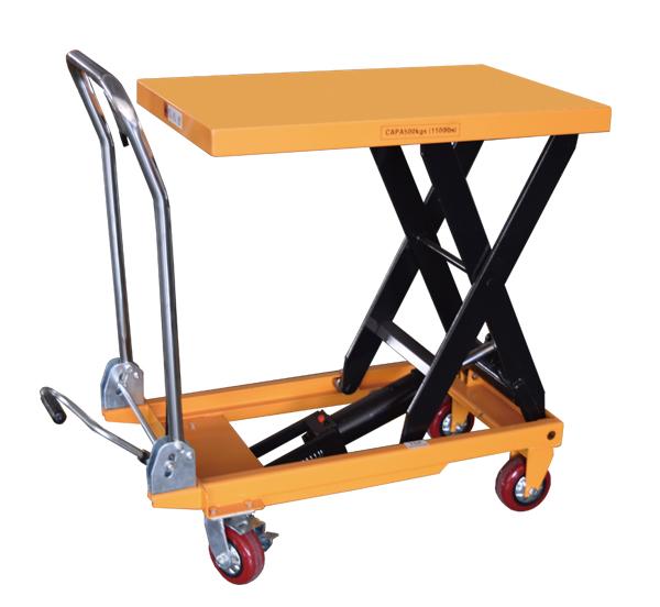 Manual Lift Tables PT500Z
