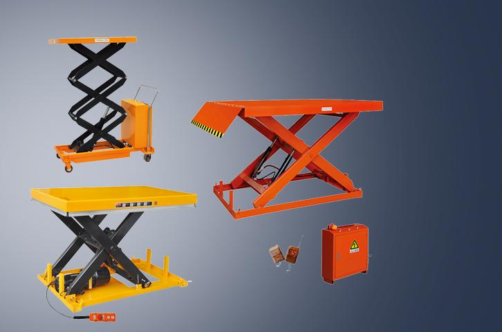 Ultra low lifting platform