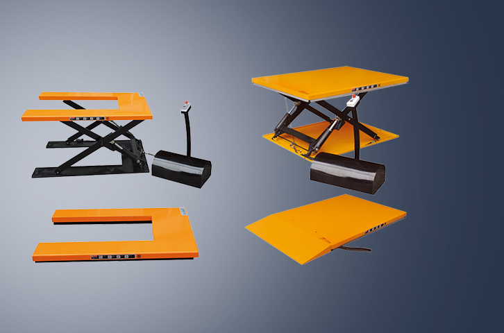 All electric lifting platform