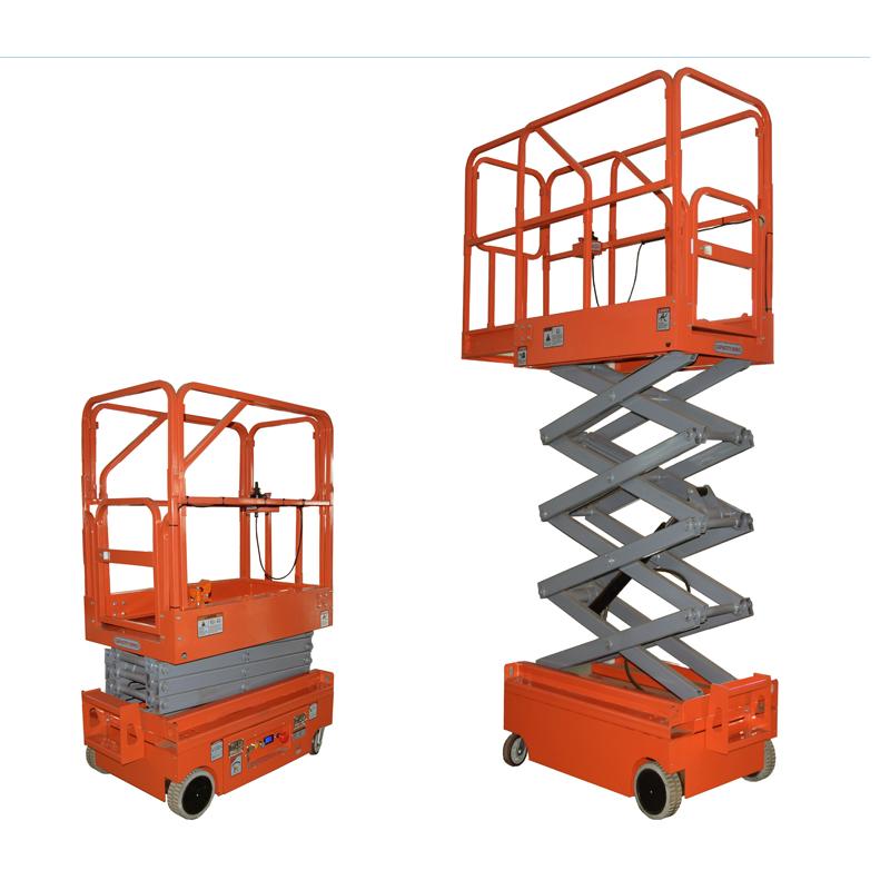 All electric lifting platform AWT30-180