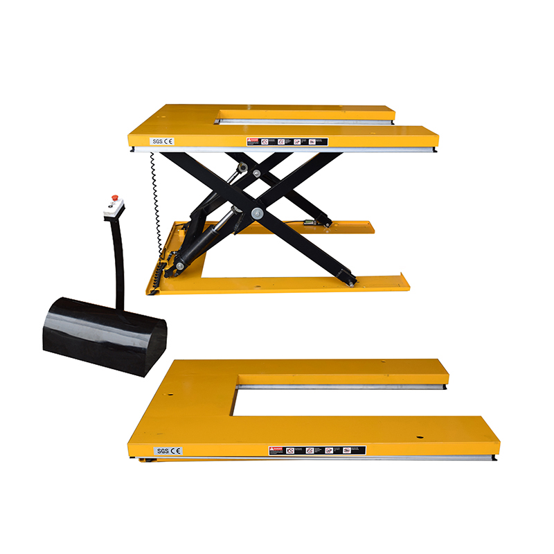 Ultra low lifting platform HU1501-1