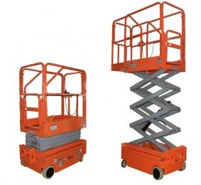 All electric lifting platform AWT30-390