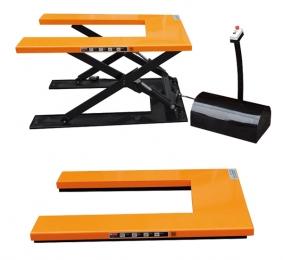 Ultra-low Lift Tables HU100-I
