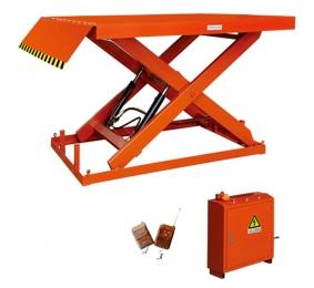 Electric lifting platform SJG100-172