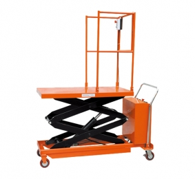 Electric lifting platform DPS