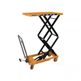 Manual lifting platform PTS150